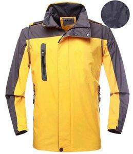 2021 Мужская Охотничье одежда Охотничьи Куртки с капюшоном Открытая одежда Softshell Куртка Multicolor B4