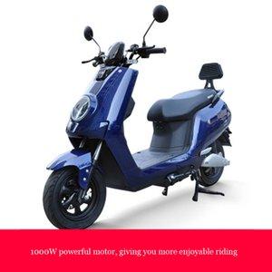 1000w 60v 72v Bicicleta Elétrica De Alta Velocidade 10 Polegada Para Adulto Barato Fábrica Moto