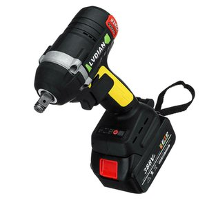Nuovo 388vf 630n.m Max Brushless Impact Wrench Battery Li-ion Batteria elettrica