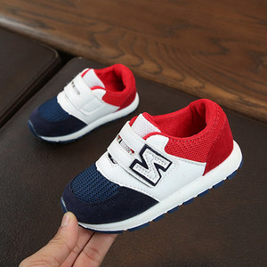 Cool New Breathable N Classic Sports Running Girls Boys Sneakers Hot Sales Shoes Baby