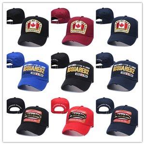 Новейший Icon Snapback DAD Hat Snap Womens Mens Back Golf Hats Мужчины D2 Мода Бейсболка Брелок Бренд Дрейк Кепки Летние Вышивка Крышки Микс Заказ
