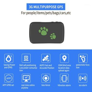 Activity Trackers 3G GPS Tracker Pet For Dog Locator With Real Time Tracking School Age Kids, Seniors1