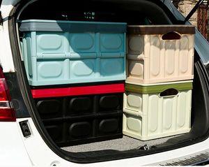 Car Organizer Trunk Storage Box Multi-function Folding Bag Travel