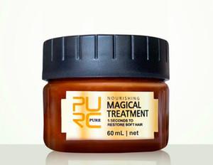 Волшебные кератиновые волосы голоса волосы повреждение волос корневая тоническая обработка маска 5 секунд ремонт
