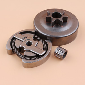 """.325"""" 7T Clutch Drum Sprocket Bearing Kit For HUSQVARNA 235 E 240 136 137 141 142 36 41 Chainsaw Replacement Parts"""