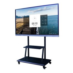 Smart LCD interactive touch 75inch screen smart school board tv touch screen 100inch 120\