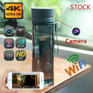 Yeni Sıcak 1080 P Yüksek Çözünürlüklü Wifi Spor Su Şişesi Kamera Taşınabilir Housekeeper Nanny Video Gözetim Video Kaydedici
