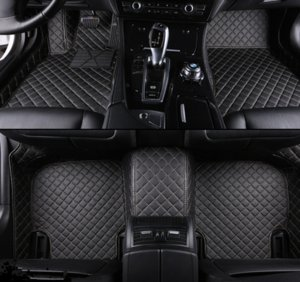 car floor mats for Mini COUNTRYMAN COUPE PACEMAN CLUBMAN CABRIO ROADSTER car accessories car styling foot mat
