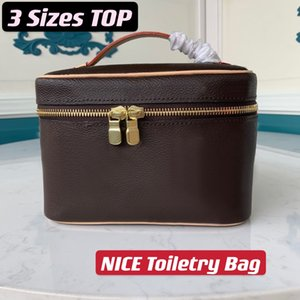 NICE Toiletry Bag Portable Travel Perfect Makeup Bags Washing Room Cosmetic Cases