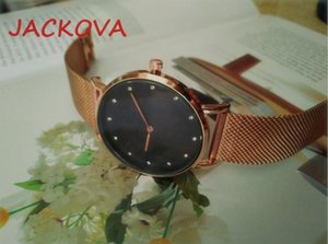 Top Fashion Luxury 32mm Mujeres Relojes 40mm Hombres Reloj de cuarzo No Fecha Relojes de pulsera de alta calidad Top Diseño Niza Reloj