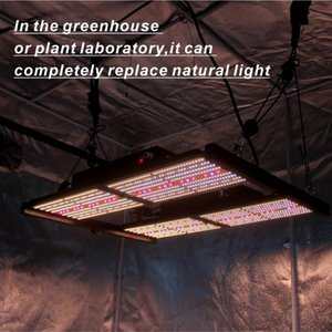 Dimmable 120W 240W Quantum LED Grow Light Board Full Spectrum Samsung LM301H LM301B SK 3000K 5000K 660nm 760nm for Indoor Plants