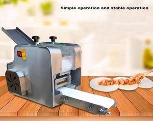 Paslanmaz çelik yüzme cilt yapma makinesi taklit el yapımı hamur tatlısı cilt makinesi işleme unu kapak ekipmanları