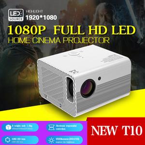 مصغرة الصمام العارض 1920 * 1080P دقة 200ansi دعم كامل HD فيديو متعاطي مخدرات للمنزل السينما مسرح بيكو أجهزة العرض