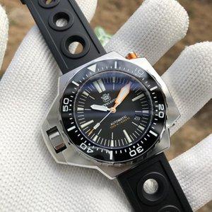 Steeldive SD1969 NH35 BI-Direction Automático Bezel Bezel Buck Watch 1200m Reloj de buceo a prueba de agua