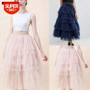2019 뉴 시폰 Boho Womens Floral Jersey Gypsy Long Maxi 풀 스커트 비치 태양 스커트 # 9S1G