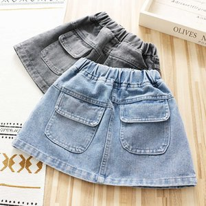 Babyinstar 2021 nueva colección denim para niños ropa casual niños jeans bebés