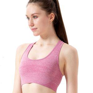 Dot women Sports tracksuits Top nylon Yoga suit bra underwear outdoor jogging