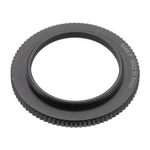 Lens Adapters & Mounts M48x0.75 To M42x0.75 Telescope Adapter Ring Aluminum For Astronomical Thickness 5mm 6mm 7mm 8mm