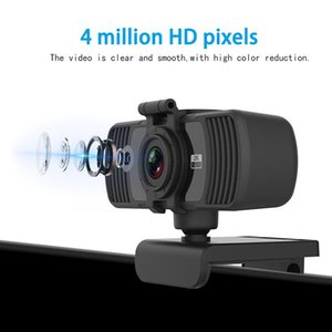 2K Anto Focus HD Webcam Built-in Microphone High-end Video Call Camera Computer Peripherals Web Camera For PC Laptop Gaming Work