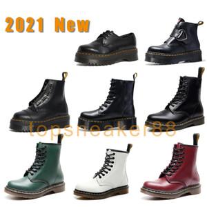 Yeni Sürüm Adam Çizmeler Dr Bottines Kadın Bottes 1460 Nappa Çizmeler Jadon PlatformMan 2976 Martin 1461 Bayan Platformu Ayakkabı 35-46