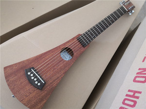 free shipping gbpc 25 acoustic guitar,34 inch guitar,Sapele Solid wood ,folk guitar,rosewood fretboard,tonewood neck
