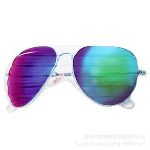 glasses Sunglasses board floating Sunglasses floating Inflatable floating bed water cushion bed creative modeling advertising model