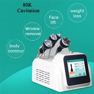 Hot selling cavitation LED machines Ultrasonic Liposuction ultrasound machine body fat burning rf LED beauty machine