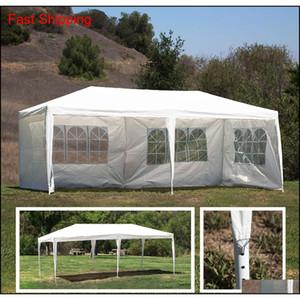 Outdoor 10'x20' Canopy Party Wedding Tent Heavy Duty Gazebo Pavi LKa new_dhbest