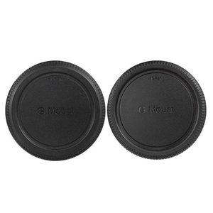 Lens Caps Camera Body Cap Anti Dust Front Rear Cover For GFX 50S 50R G Mount Cameras E5BA