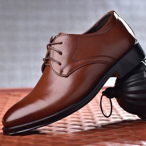 Men Shoes in Formal Dress Work Soft Patent Leather Pointed Toe to Male Oxford Apartments Tyu Wrt5 Xnxy