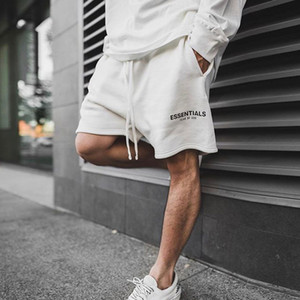 Muscle brothers men's and women's fashion designer shorts fitness shorts loose casual running Capris sports pants essentials shorts
