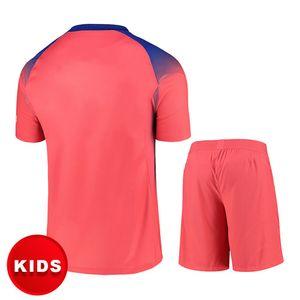 Baby Clothes kids kit tracksuit football jerseys third patch 20 21 Custom name number Uniform Survetement Soccer Uniforms Sports Originals shirt polo