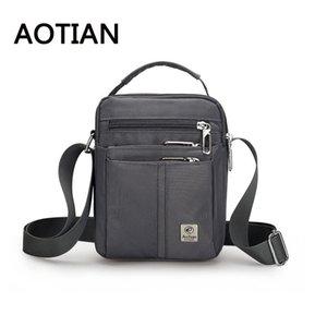 High Quality Nylon Messenger Bags Waterproof Shoulder Bags Tote Bag Weekend Travel Bag sacoche homme handtassen C0224