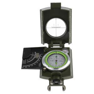 Haute précision Poche de poche Compass Camping de survie en plein air