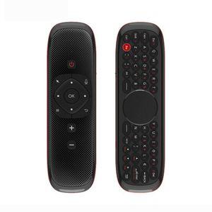W2 Fliegende Air Mouse Wireless Keyboard Maus 2.4G Voice TV Box, Support PC / VS / W1 I8 und ROID TV Box Smart