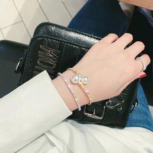 Koreanische Version Super Fairy Diamond Pearl Armband für Frauen
