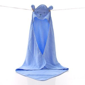 Towels & Robes Multifunction Kids Bath Towel Bathrobe Beach Towel Shawl Blanket Quilts Sheet born Swaddle Summer Air Conditioning Quilt