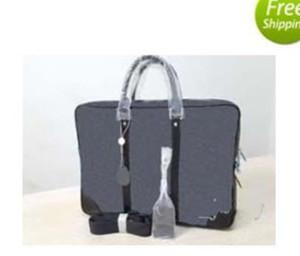 Hohe Qualität Männer Mode Laptoptasche Kreuzkörper Schulter Notebook Business Aktentasche Computertasche mit Messenger Bag 4020