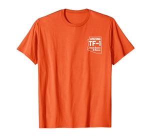 Force de travail sur la recherche et le sauvetage Urban Arizona 1 T-shirt AZ-TF1
