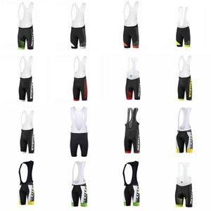 SCOTT Team Mens Cycling Bib Shorts MTB Bike Gel Pad Shorts Quick Dry Outdoor Sports Clothing Bicycle Outfits S21021819
