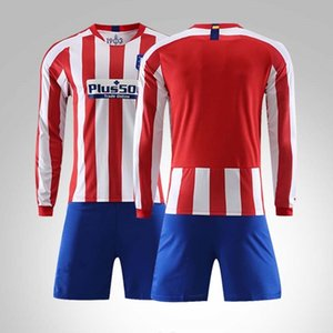 Parent-child sports two-piece suit children's primary school football clothes training match team