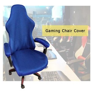 Long Armrest Gaming Chair Cover for Computer Chair Seat Case Elastic Boss Office Covers Stretch Split Home Seat Cover