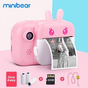 Children Camera For Kids Digital Video Camera For Children Photo Camera Toys For Girl Boy Birthday Gifts