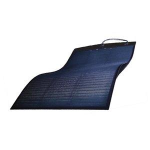 Hanergy 120W flexible CIGS cell blanket OEM PV module copper indium gallium selenide 120W 125W 130W thin film solar panel