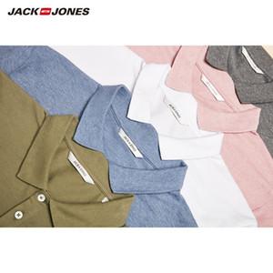 Color Men Basic Effens Jack Katoen Turn-Down Jones Cuello Polo Jackjones Menswear 220206532