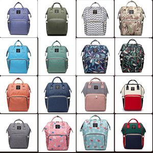 32 colors Mummy Maternity Nappy Bag Large Capacity Baby Bag Travel Backpack Desiger Nursing Bag for Baby Care Diaper Bags