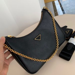 Moda Fashion Cuero genuino Hobo Crossbody Bolsa de hombro Lady Clauss Bolsos Cuero Hobo Purse Messenger Bag dicky0750 junlv566