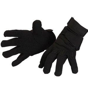 Xinda Outdoor Tactical Guanti a full-finger da dito antiscivolo Black Eagle Hell Storm Storm Arti Marziali Combattendo Aerial Lavoro Abbigliamento