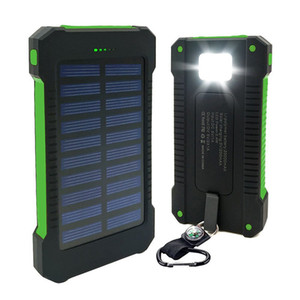 Low Price solar Charger 8000MA solar panel with DC USB output OEM And ODM service