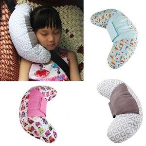 Pillows Kids Baby Children Car Neck Headrest Pillow Cushion Seat Shoulder Belt Safety Strap Protection Pads Su